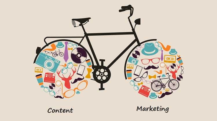 seo dan content marketing strategi