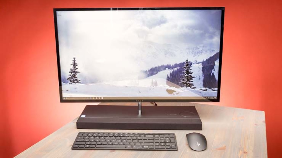 HP ENVY All-In-One 27-B145se